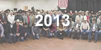 2013 Cowboy Lodge
