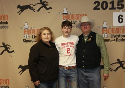 2015 calf winner carson click & tom shearer