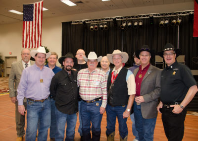 CowboyLodge 13 bros w gm