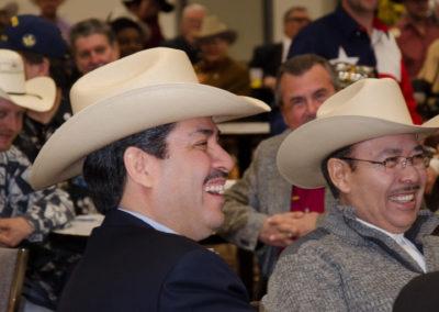 CowboyLodge-13 sherrif garcia & bro