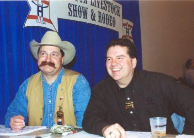 Scott Bumgardner & Ted Dennison registration