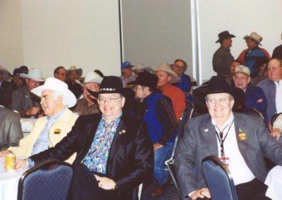 cbl crowd Pgm Michael Nanny and John O Smith